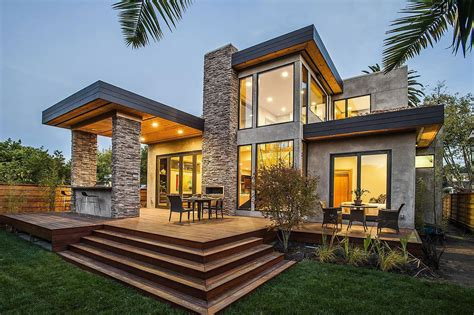 Modern Minimalist Exterior #8698  House Decoration Ideas