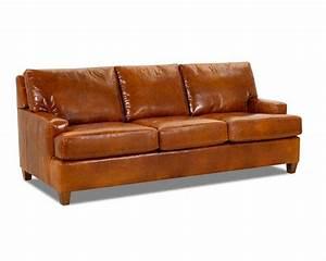 Leather Sofa Sleeper Comfort Design Joel Sofa Sleeper CL1000