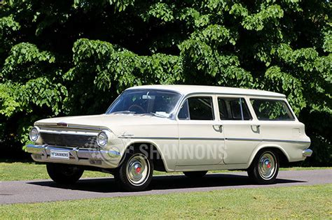 Sold: Holden EJ Special Wagon Auctions - Lot 33 - Shannons
