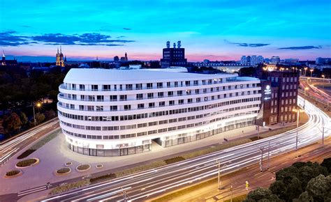 double tree  hilton hotel review wroclaw poland