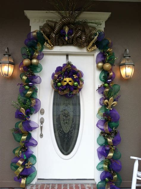 mardi gras front door decorations 566 best royally purple images on