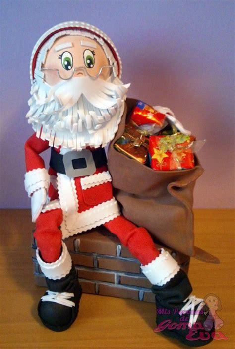 17 best ideas about papa noel goma pinterest moldes de santa claus cara de papa and