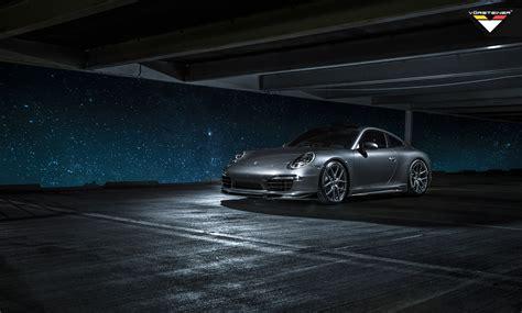 Vorsteiner Porsche 991 V-gt Edition Carrera Gets Tuned