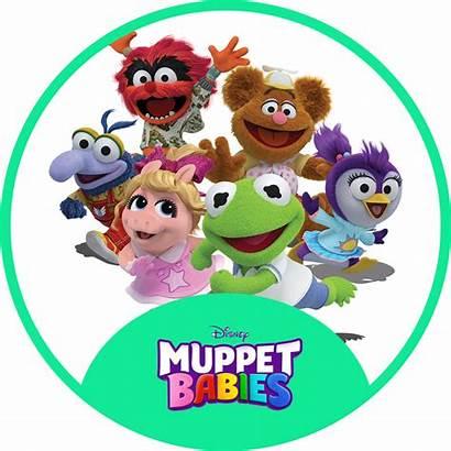 Muppet Babies Clipart Yoda Muppets Characters Marretas