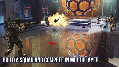 تحميل لعبة modern combat 5 blackout متاحة بشكل رسمي اندرويد عربي