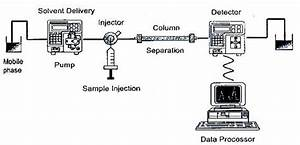 Fig No  1 Block Diagram Of Hplc
