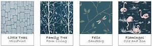 Papier Peint Bleu Canard : osez une d co couleur bleu canard dans votre int rieur ~ Farleysfitness.com Idées de Décoration
