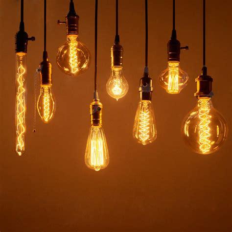Incandescent Lighting by Vintage Edison Bulbs E27 40w 60w Ac 220v Incandescent L
