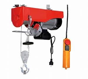 Palan Electrique 220v : varan motors treuil palan lectrique 220v 500 1000kg ~ Edinachiropracticcenter.com Idées de Décoration
