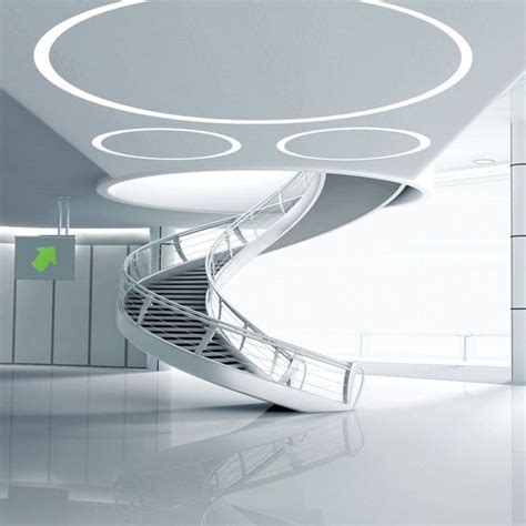 Linear Recessed Led Ceiling Luinaire Modular Lighting