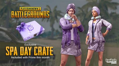 twitch prime members relax   battlegrounds