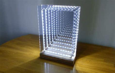 como hacer  espejo  efecto ilusorio de fondo infinito