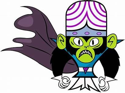 Mojo Jojo Powerpuff Villains Cartoon Wiki Clipart