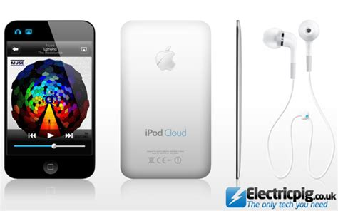iphone cloud 3 to launch with new hd audio format electricpig