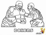 Coloring Boxing Olympic Boxers Colouring Cool Professional Clipart Olympics Yescoloring Boys Amateur Library Line sketch template