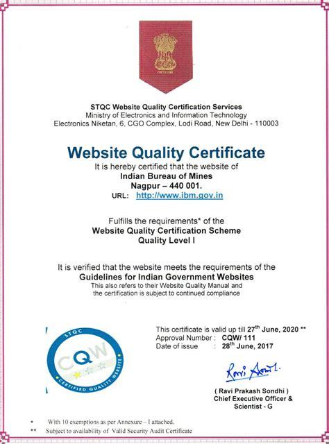 bureau certification employee of the quarter certificate template image