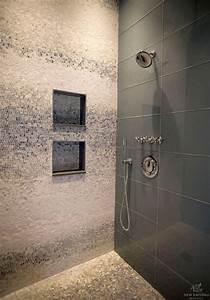 Shiny tile for Houzz com bathroom tile