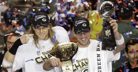 Packers Survive Injuries To Beat Steelers In Super Bowl Xlv