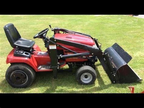 schneeketten für rasentraktor rasentraktor mit frontlader lawn mower front end loader