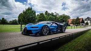 Bugatti Chiron Vision Gran Turismo Wallpaper HD Car