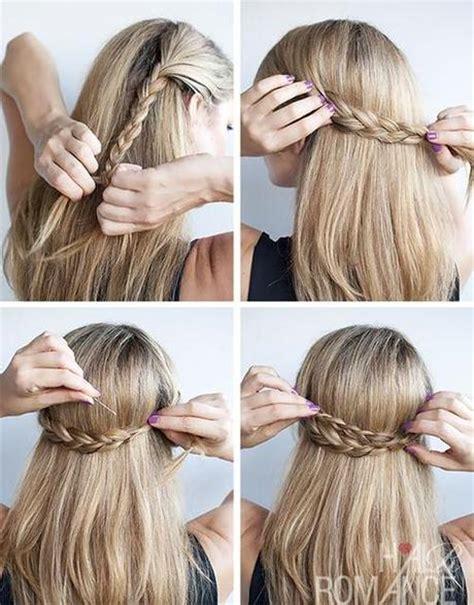 tagli capelli  acconciature capelli lunghi tutorial