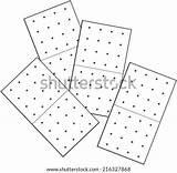 Crackers Graham Cracker Coloring Shutterstock Template sketch template