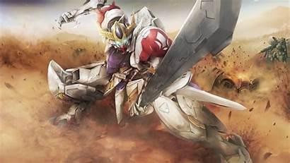 Gundam Wallpapers Barbatos Lupus Computer Rex Desktop
