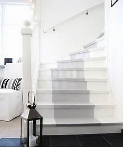 Antidérapant Escalier Bois : peinture antid rapante pour escalier et carrelage deco cool ~ Dallasstarsshop.com Idées de Décoration