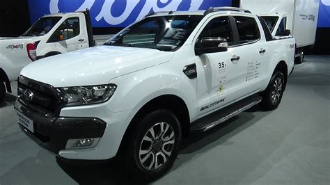 ford ranger wildtrak 2017 2017 ford ranger wildtrak dcab exterior and interior auto show brussels 2017