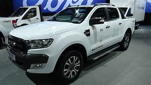 Ford Ranger Wildtrack : 2017 ford ranger wildtrak dcab exterior and interior auto show brussels 2017 youtube ~ Dode.kayakingforconservation.com Idées de Décoration