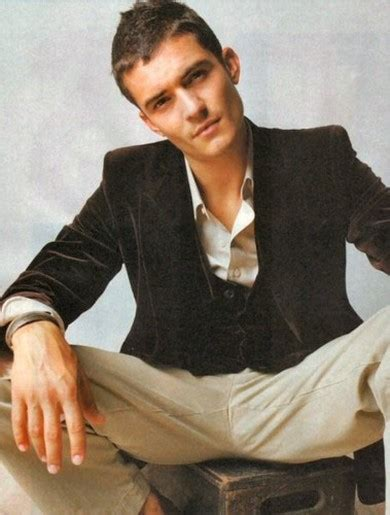 orlando bloom  short trendy hairstylejpg