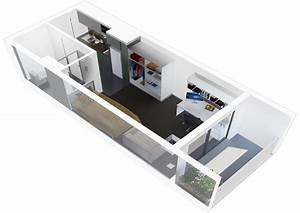 Studio, Apartment, Floor, Plans