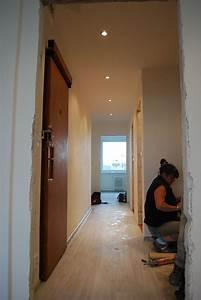 Rekonstrukce bytu podlahy