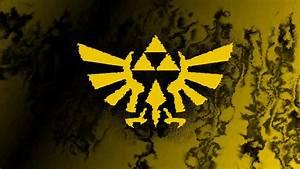 Zelda Logo Wallpaper