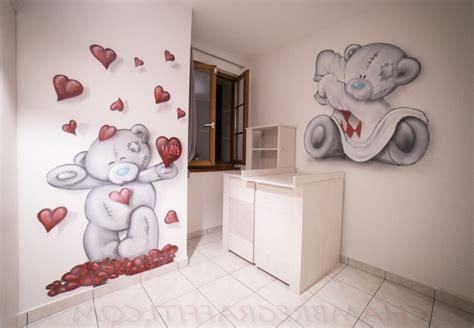 stickers chambre bébé nounours stickers ours chambre bébé chambre idées de décoration