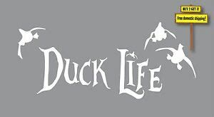foto de Duck Life Decal