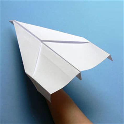 papierflieger selber basteln basteln mit papier ideen und anleitungen