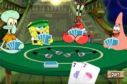 Spongebob Deck Drawdown by Deck Draw Nick