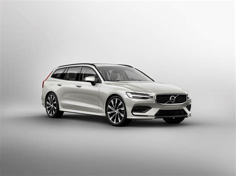 new volvo new volvo v60 arrives with stellar looks available phev