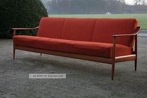 Sofa 50er Jahre : knoll antimott sofa daybed 50er 60er jahre mid century ~ Markanthonyermac.com Haus und Dekorationen