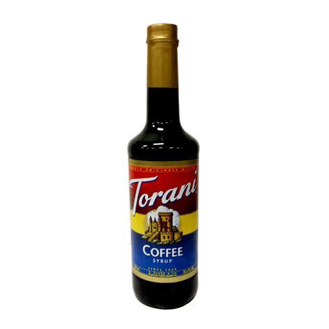 Torani 750 mL Coffee Flavoring Syrup