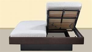 Bett Gegen Rückenschmerzen : boxspring bett mit bettkasten lattenroste schubladen ~ Michelbontemps.com Haus und Dekorationen