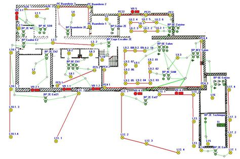 Schema Cablage Video Surveillance