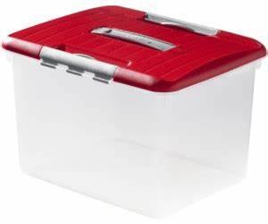 Plastikbox Mit Deckel Groß : curver optima transport box 30 l ab 10 89 preisvergleich bei ~ Markanthonyermac.com Haus und Dekorationen