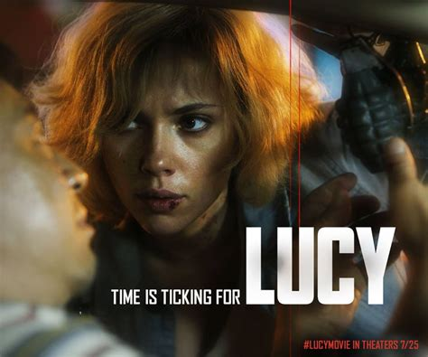 lucy  graphic time  ticking