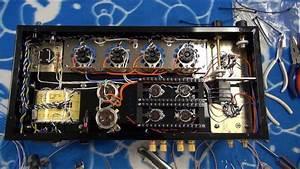 Home Made Tube Amp U266a