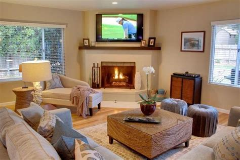 Small Living Room With Corner Fireplace - welcome to casa amorosa pacifico great room with a gas