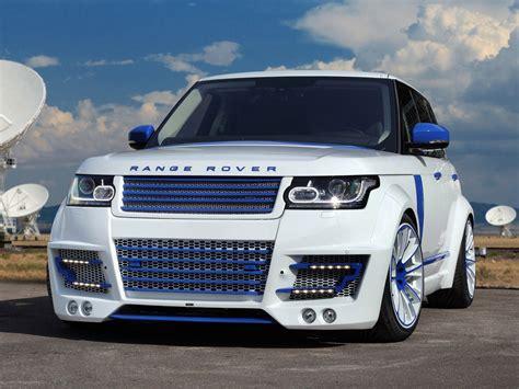 2013 Topcar Range Rover Lumma Clr R L405 Tuning Suv Clr-r Wallpaper