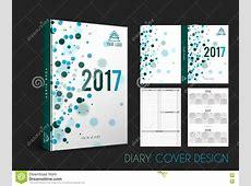 Creative Diary Cover Design Stock Photo Image 82118004