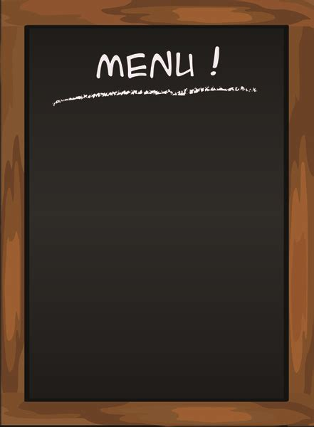 menu website background  vector